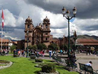 Cusco, der Nabel der Welt
