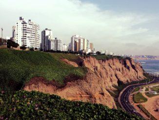 Lima, Stadtteil Miraflores.