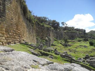 Die Festung Kuelap bei Chachapoyas ist eines der schönsten Reiseziele in Peru