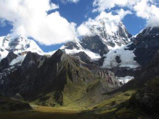 Die atemberaubenden Landschaften der Cordillera Huayhuash