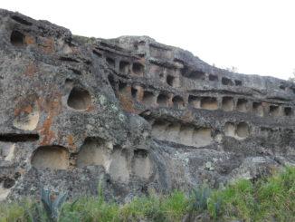 Im Umkreis von Cajamarca gibt es archäologische Stätten zu entdecken