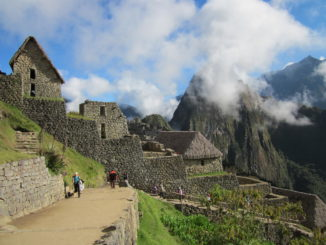 Backpacking in Peru