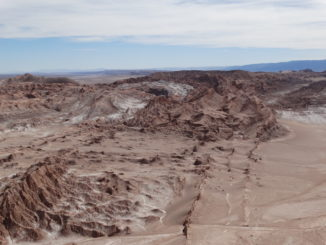 Valle de la Luna Chile San Pedro de Atacama