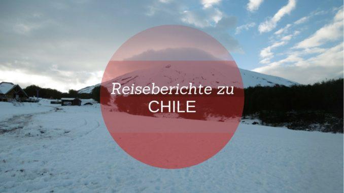 Alle Reiseberichte zu Chile bei Adventureluap