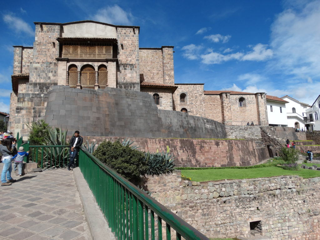 Dinge die du in cusco nicht verpassen solltest coricancha santo domingo