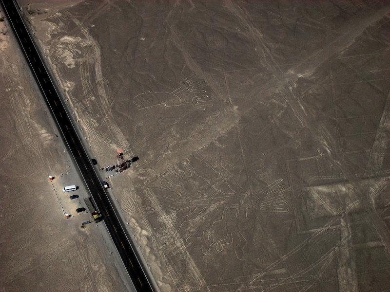 Nazca Linien Peru