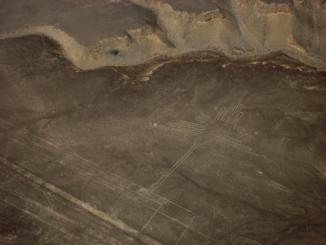Ein Flug über die Linien von Nazca ist jedem zu empfehlen.