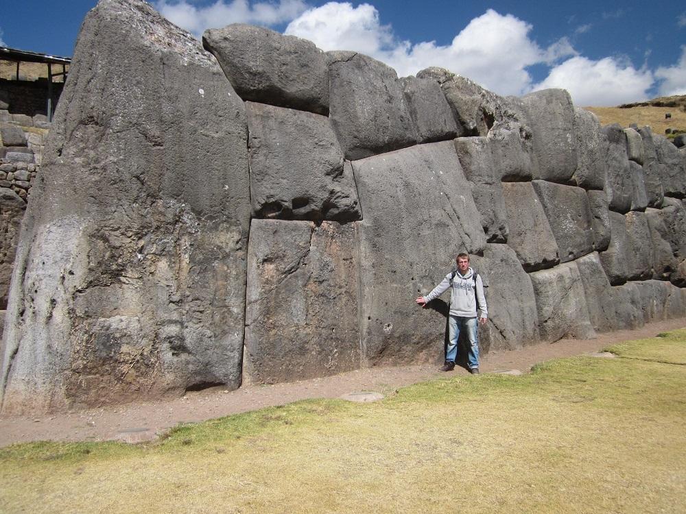 Saqsaywaman Cusco Peru