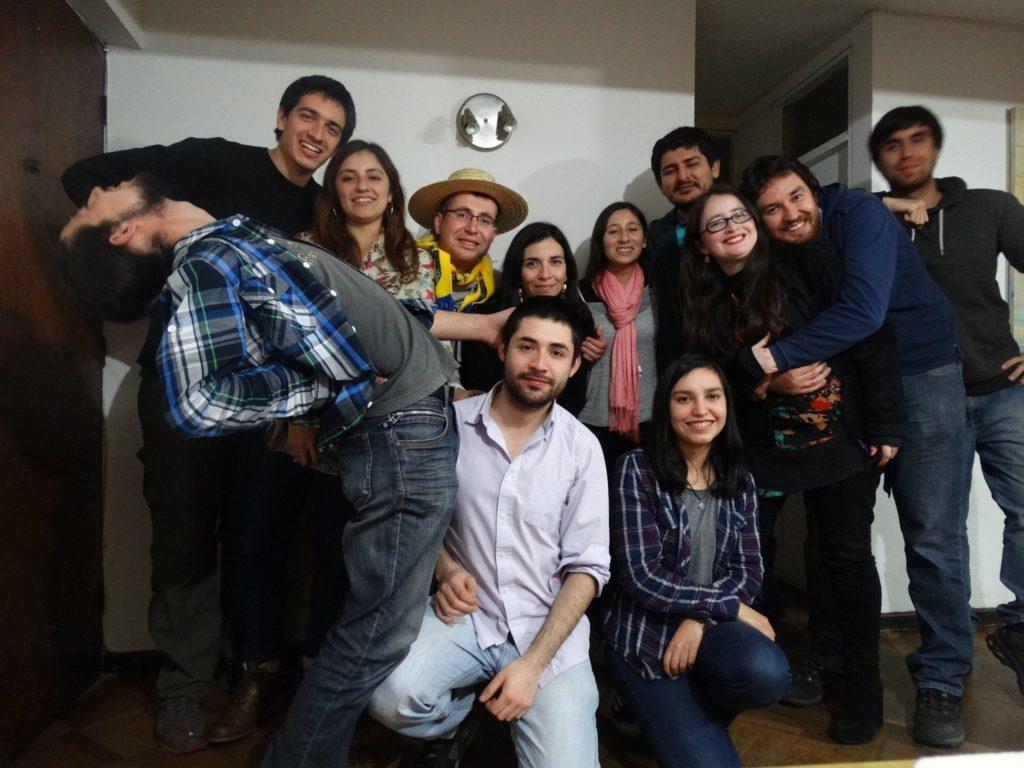 spanisch lernen für südamerika chile
