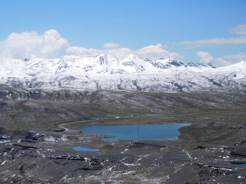 trekking bolivien choro trail la paz