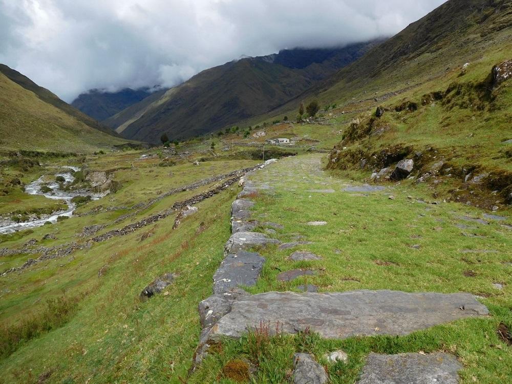 bolivien trekking choro trail la paz