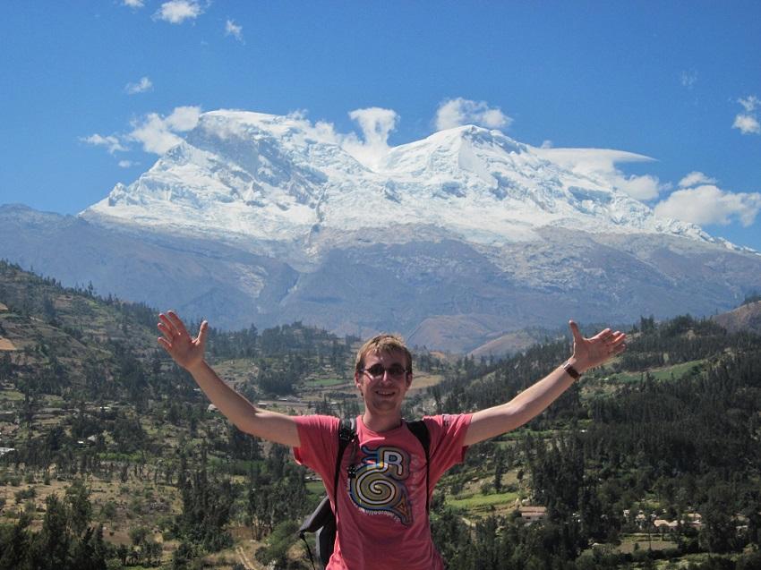 trekking und wandern in peru huascaran huaraz