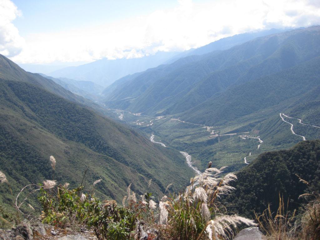 trekking und wandern in peru