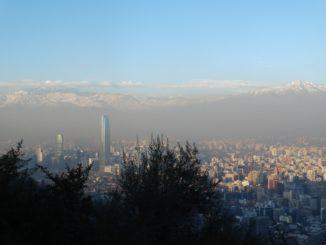 Santiago de Chile - die wichtigsten Sehenswürdigkeiten in 24 Stunden.