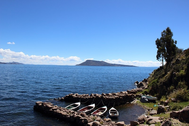 Titicacasee Lago titicaca taquile
