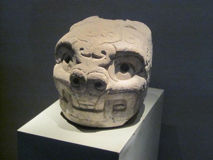chavin museo nacional
