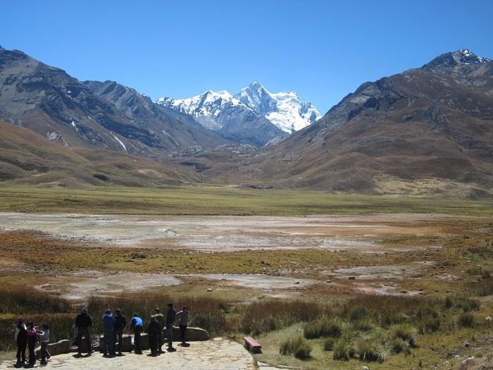 Huaraz Laguna Patococha