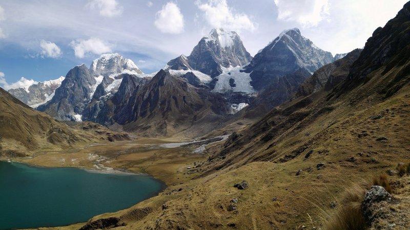 Huaraz Peru Huayhuash Trek
