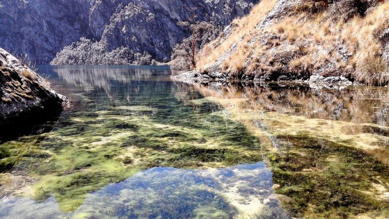 Huaraz Tageswanderung Laguna Churup