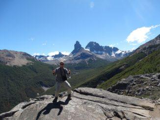 Cerro Castillo Chile Patagonien