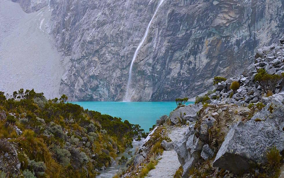 Laguna 69 Huaraz Huascarán Peru