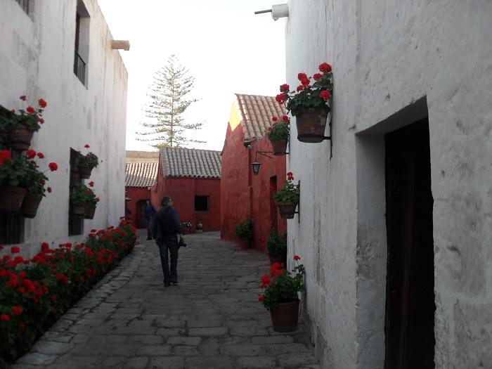 Kloster Santa Catalina in Arequipa, Peru