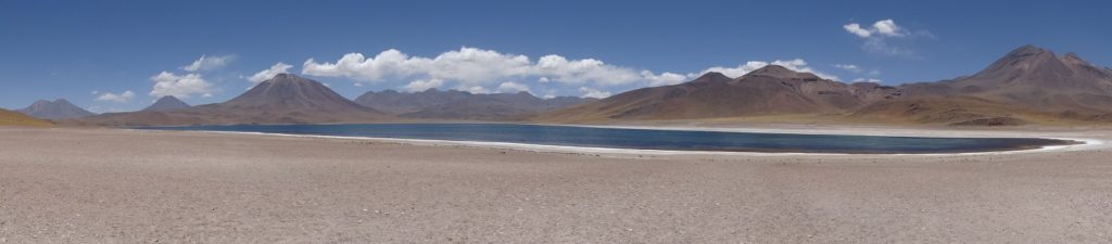 Laguna Miscanti Panoramenfoto