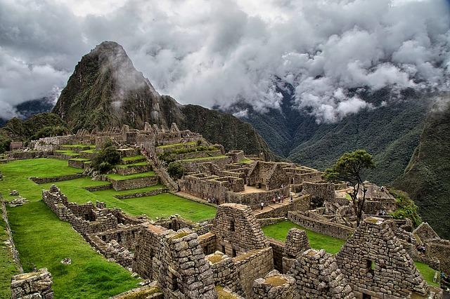Peru Sehenswürdigkeiten Machu Picchu