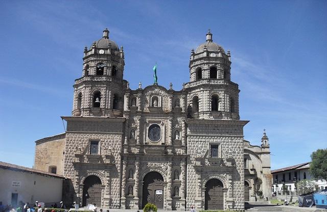 Sehenswürdigkeiten in Peru Cajamarca