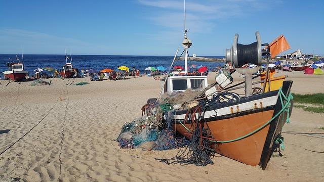 Uruguay hat sehr schöne Strände entlang der Atlantikküste.