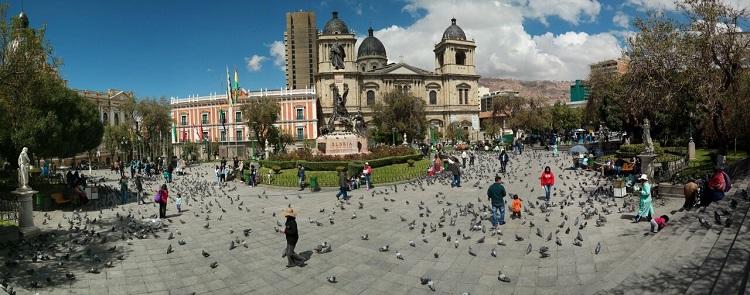 sehenswürdigkeiten bolivien la paz