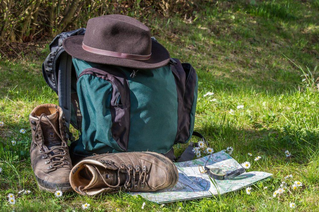 Backpacking reisen