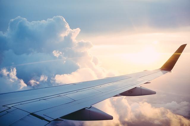 Flugzeuge sind absolute CO2-Schleudern.