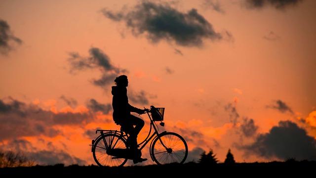 nachhaltiger tourismus fahrrad fahren