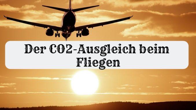 CO2 Ausgleich