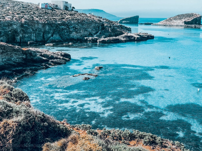Backpacking Malta