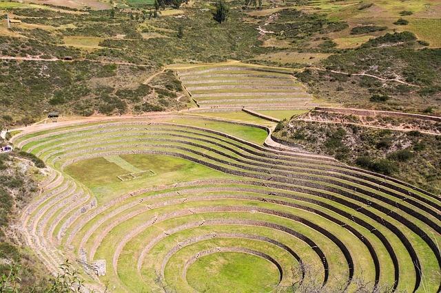 Heiliges Tal der Inka Moray