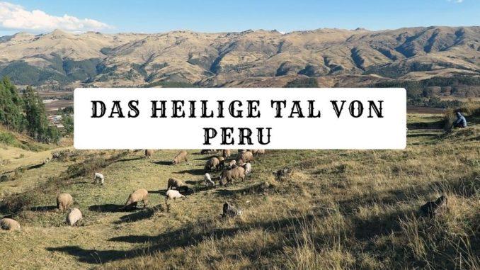 Peru Heiliges Tal