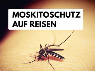 Mückenschutz und Moskitoschutz auf Reisen