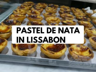 Lissabon Pastel de Nata