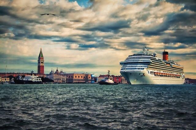 Kreuzfahrt Verbote Beschränkungen in Venedig