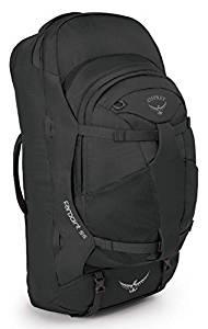 Portugal Packliste Rucksack
