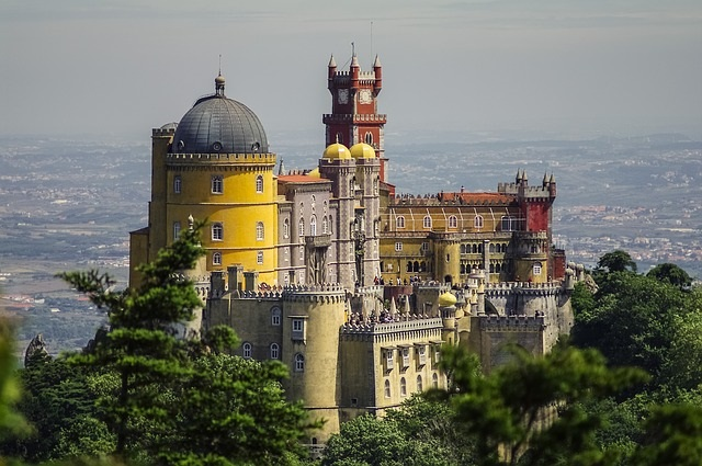 Backpacking Portugal Sintra
