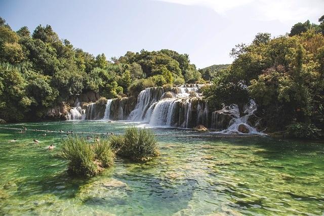 Sehenswürdigkeiten Kroatien Krka Nationalpark