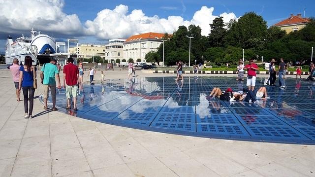 schöne städte in kroatien zadar