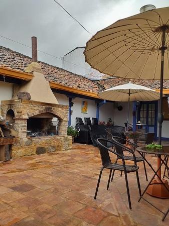 Kolumbien Zipaquira unterkunft hostel