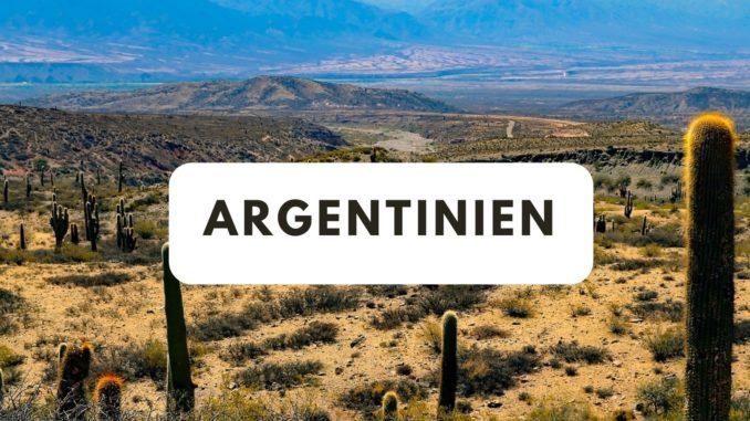 Reiseberichte argentinien