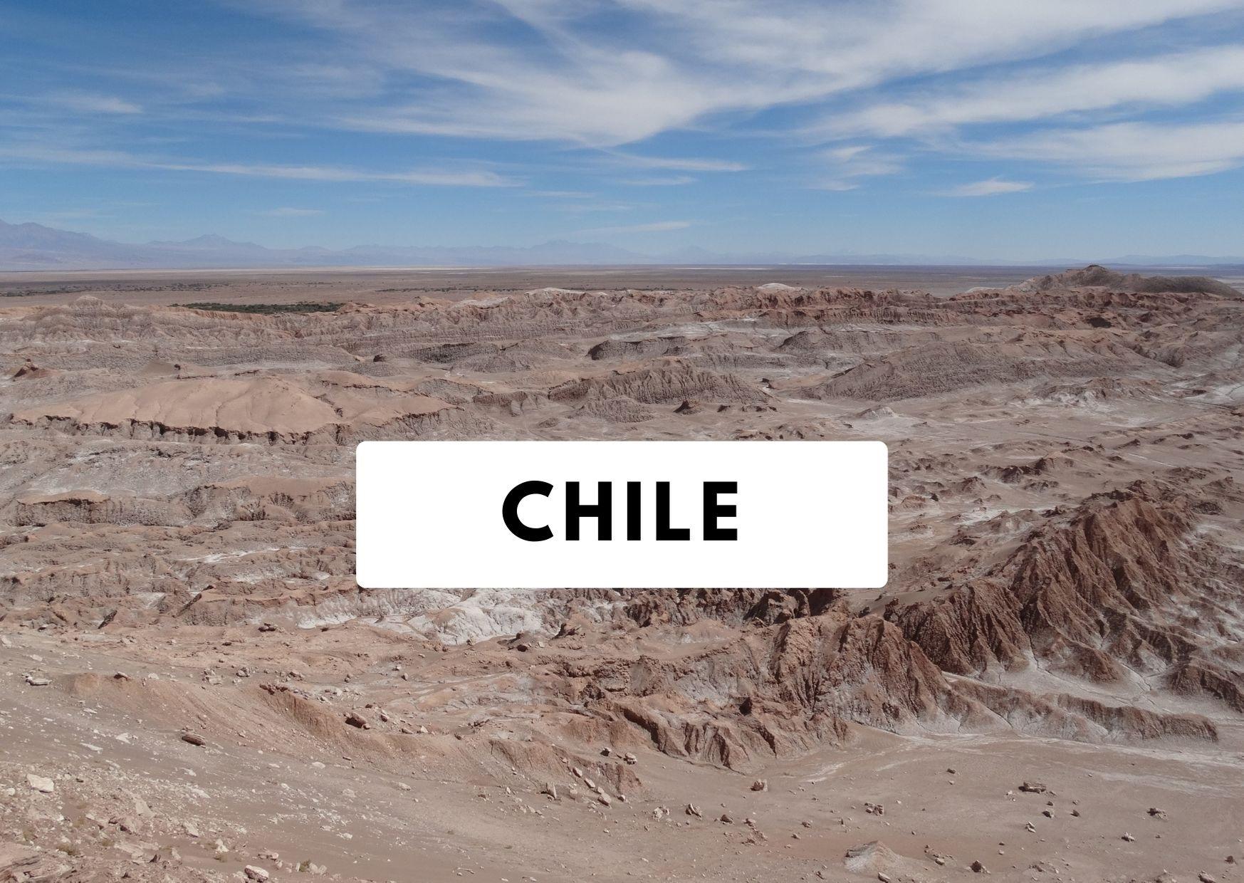 reiseberichte chile