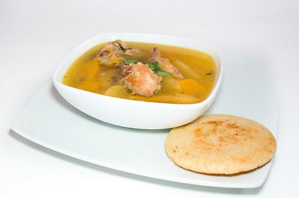 kolumbianisches essen ajiaco