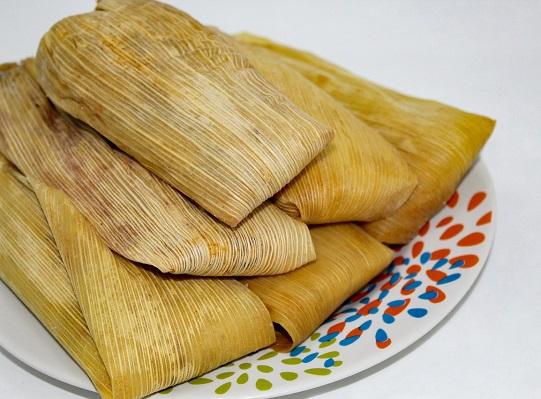 kolumbianisches essen tamales